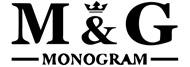 Marque M&G Monogram